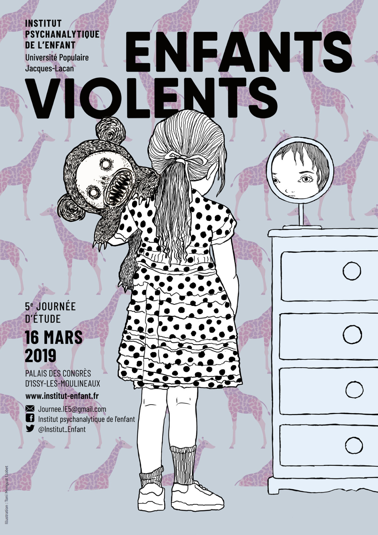 AfficheJIE5-Enfants violents