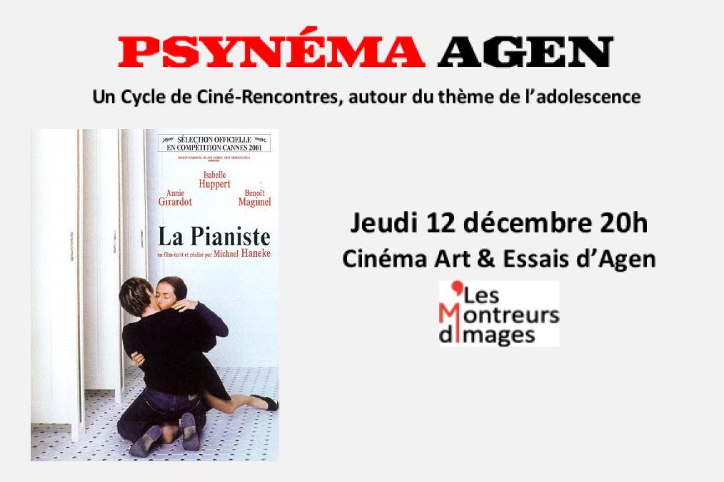 affiche Psynéma - déc 2019