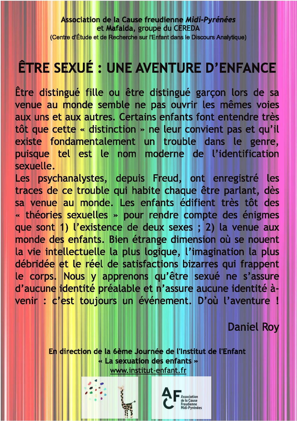 Argument Daniel Roy