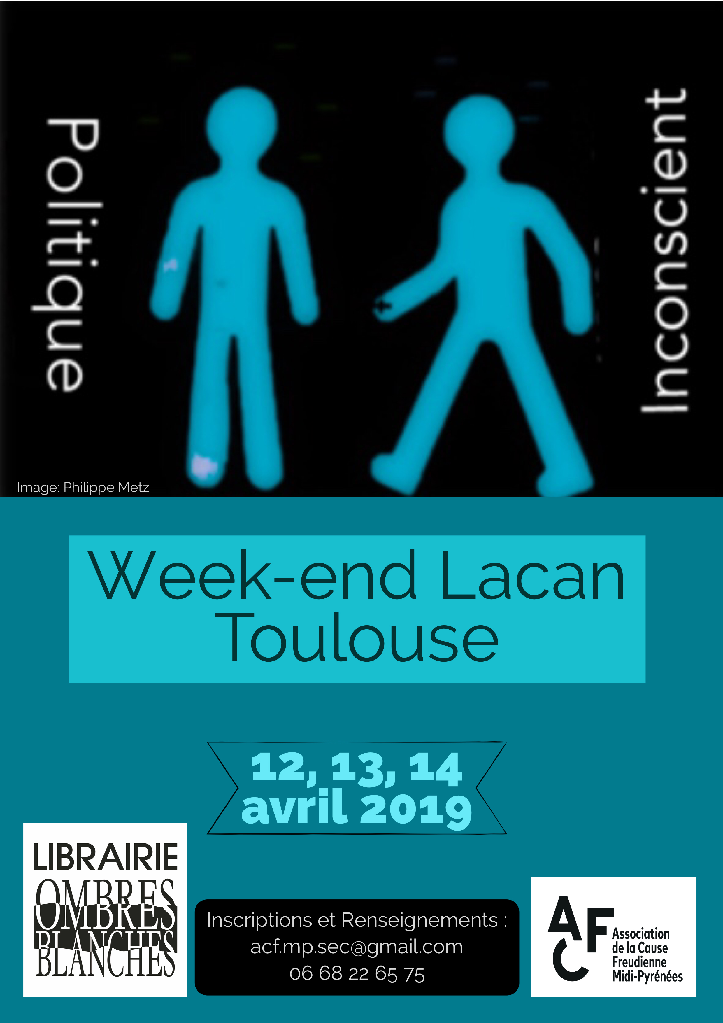 Colloque WE LACAN