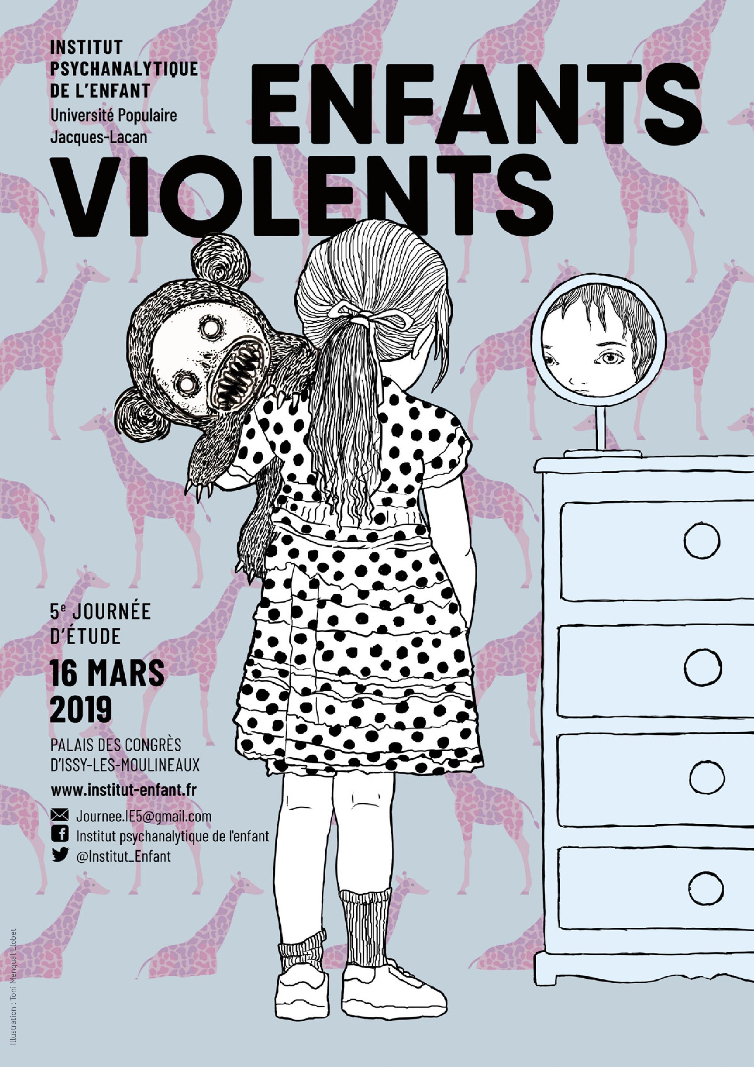 Affiche Enfants Violents