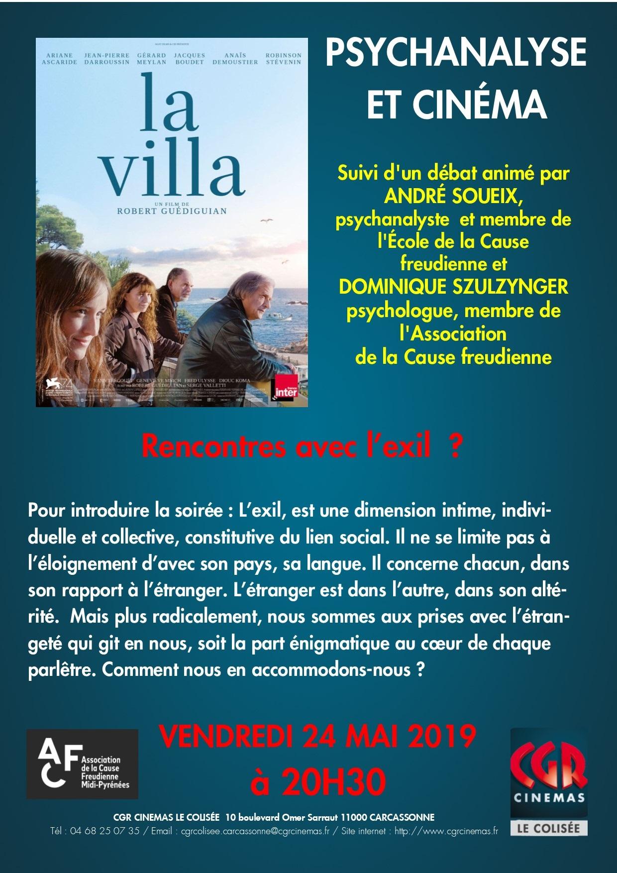 Flyer Carcassonne