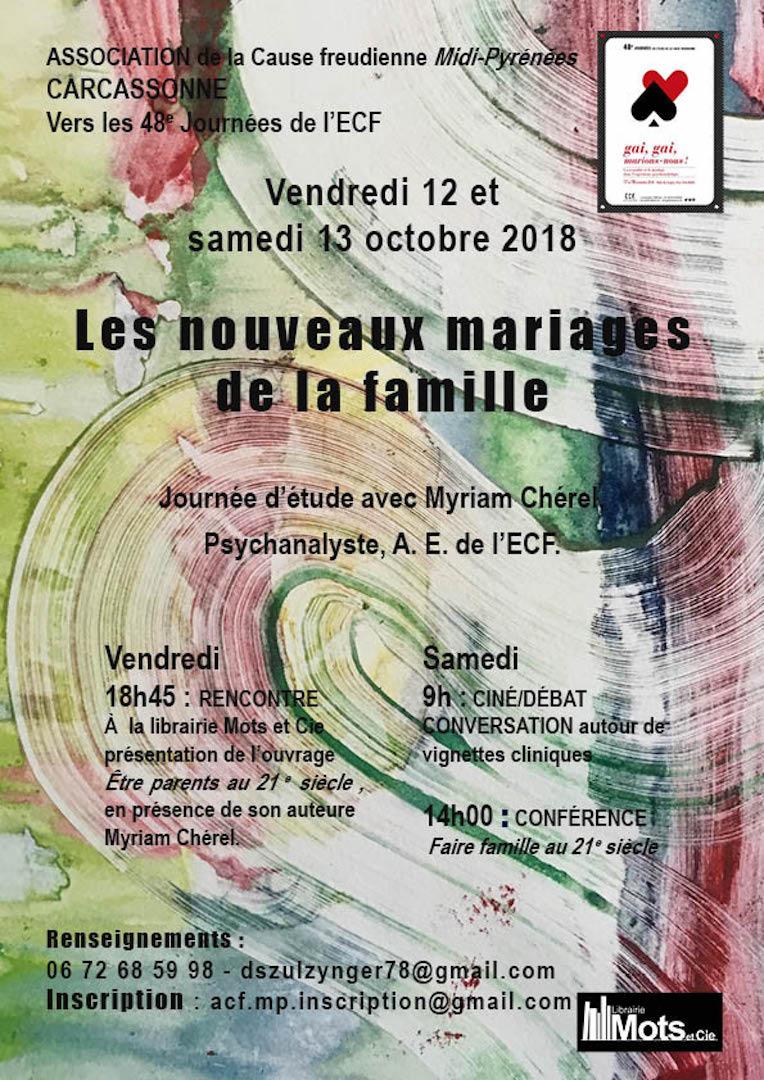 Carcassonne Chérel Journée d'étude préparatoire aux JE48