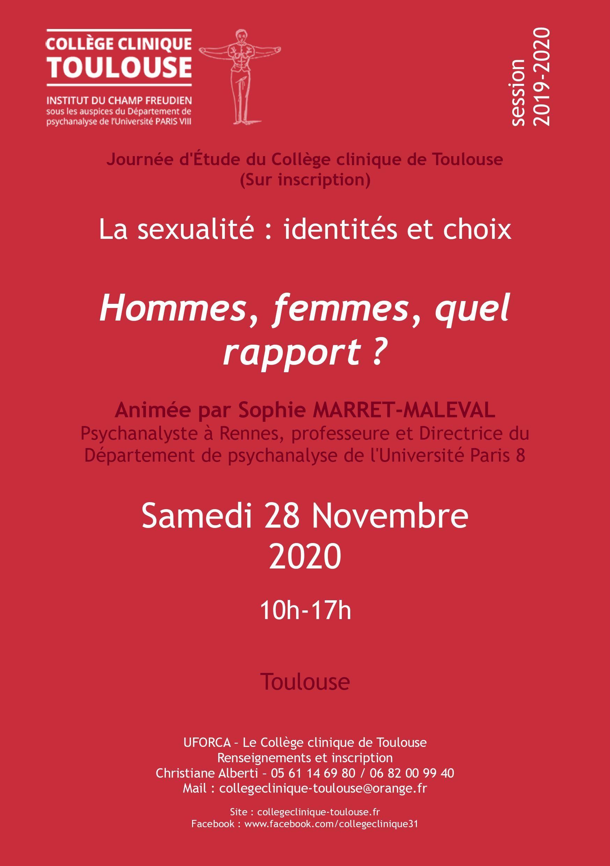 flyer journée cct - s.marret-maleval - hommes, femmes, quel rapport