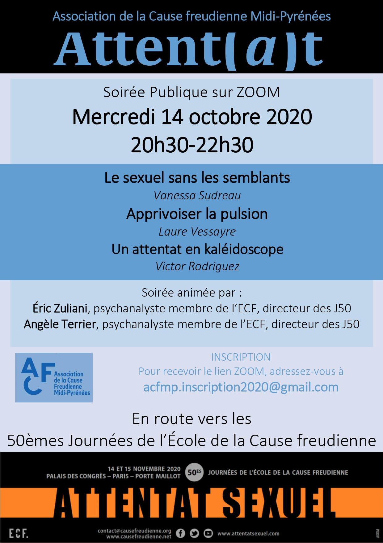 affiche attent(a)t YV